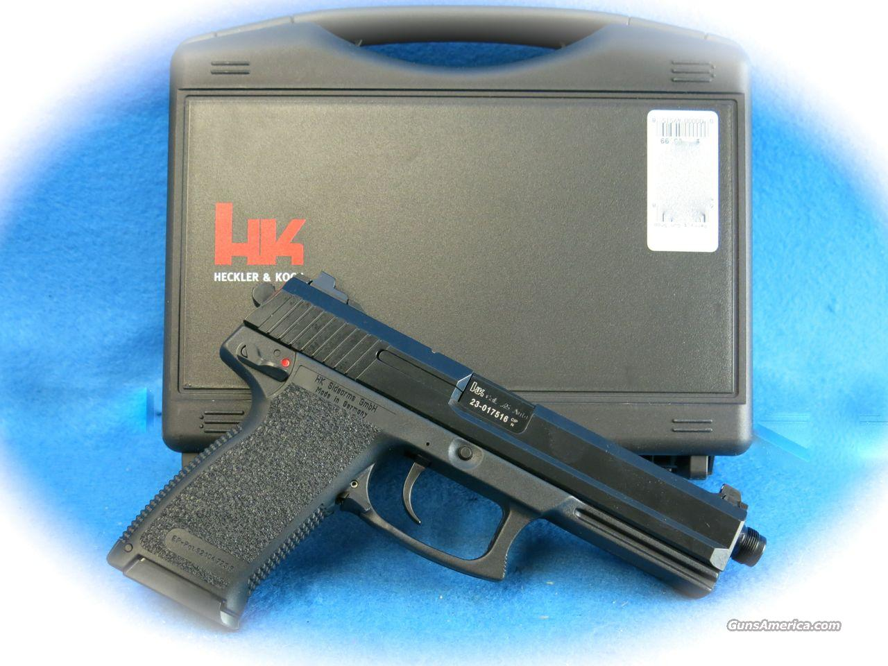 Heckler & Koch Mark 23 .45 ACP Tactical Pistol **New**  Guns > Pistols > Heckler & Koch Pistols > Polymer Frame
