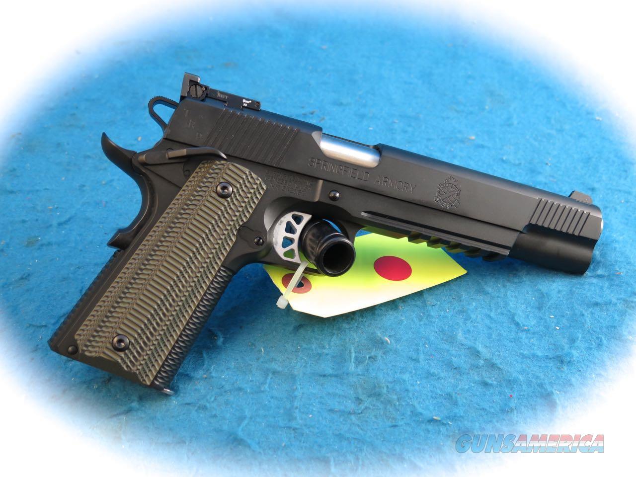 Springfield Armory TRP 10MM Operator 6 Inch Model PC9610L18 **New**  Guns > Pistols > Springfield Armory Pistols > 1911 Type