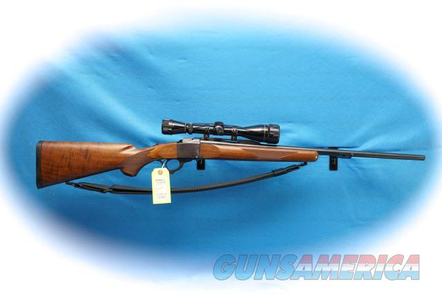 Ruger #1-B Standard Rifle .243 Win Cal W/ Leupold Var-X II Scope **Used**  Guns > Rifles > Ruger Rifles > #1 Type