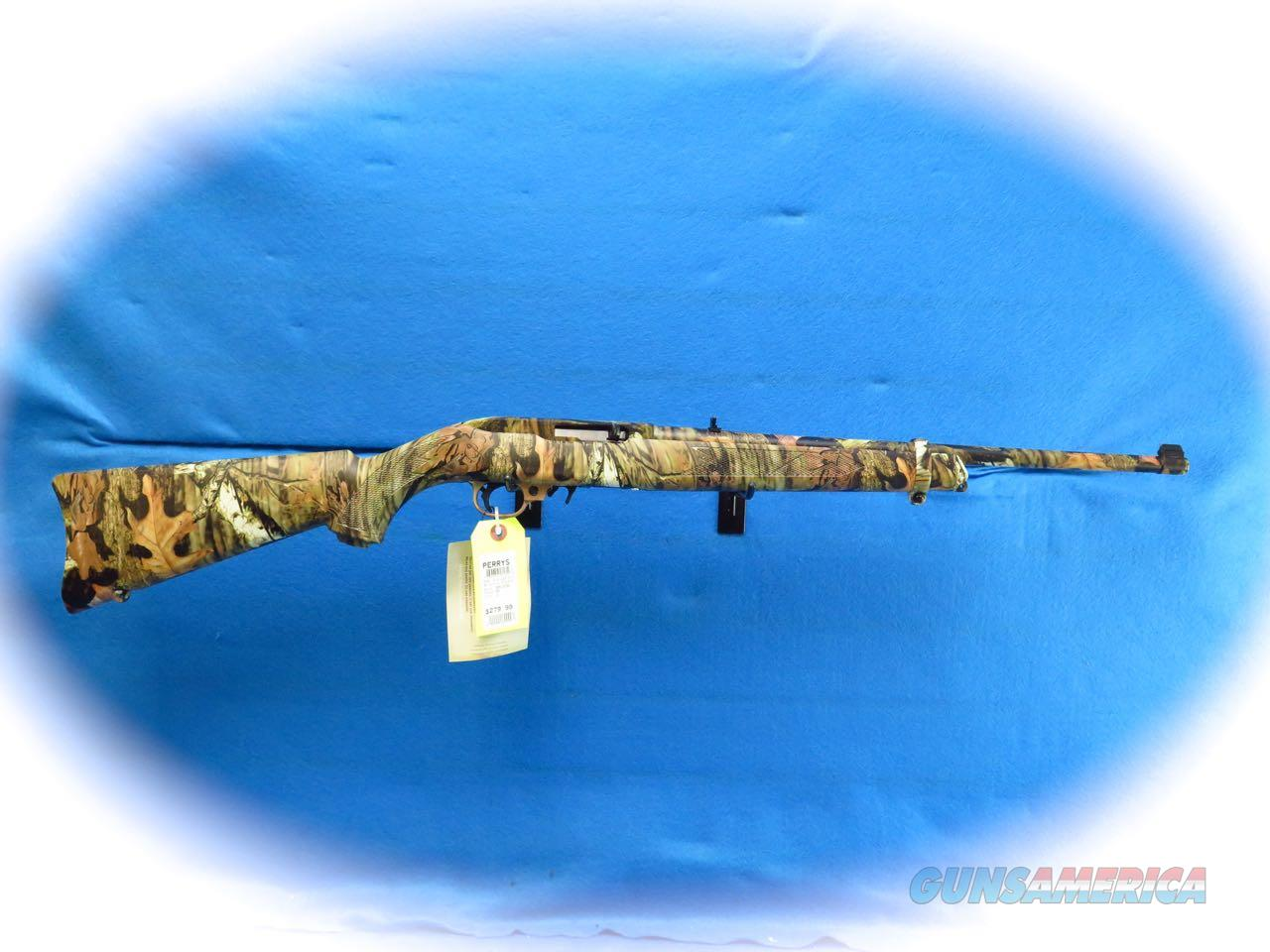 Ruger 10/22 .22LR Mossy Oak Infinity Camo Model 1259 **New**  Guns > Rifles > Ruger Rifles > 10-22