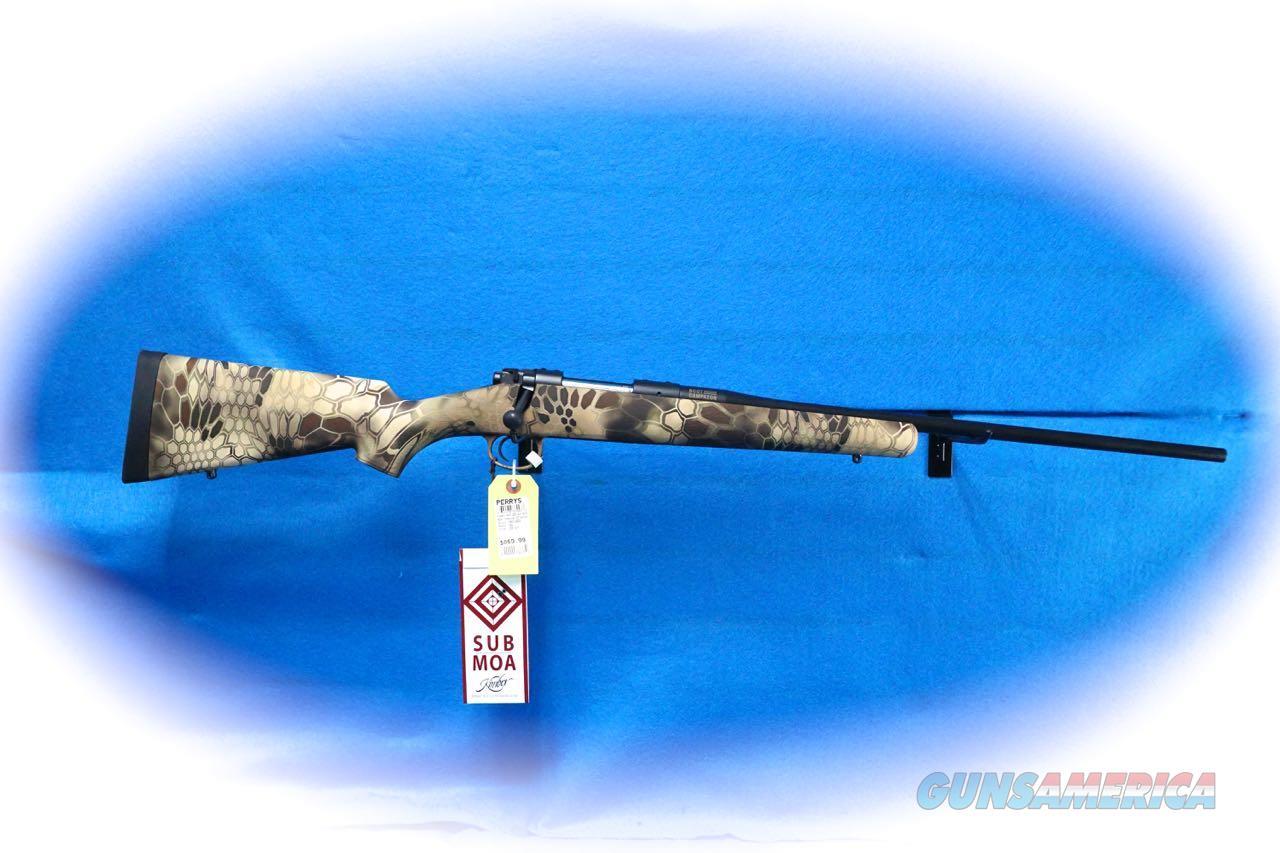 Kimber 84M Hunter Boot Campaign .308 Win Bolt Action Rifle **New**  Guns > Rifles > Kimber of America Rifles