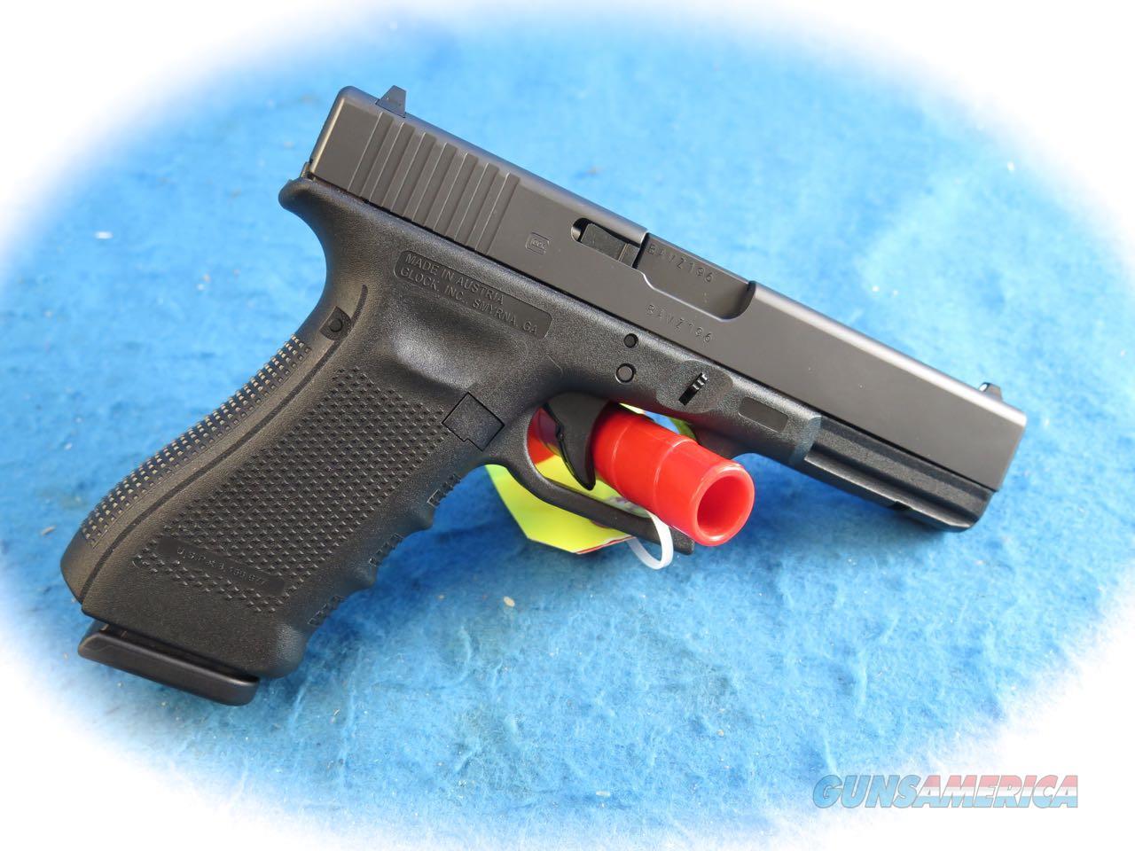 Glock Model 22 Gen 4 .40 S&W Pistol **New** On Sale  Guns > Pistols > Glock Pistols > 22