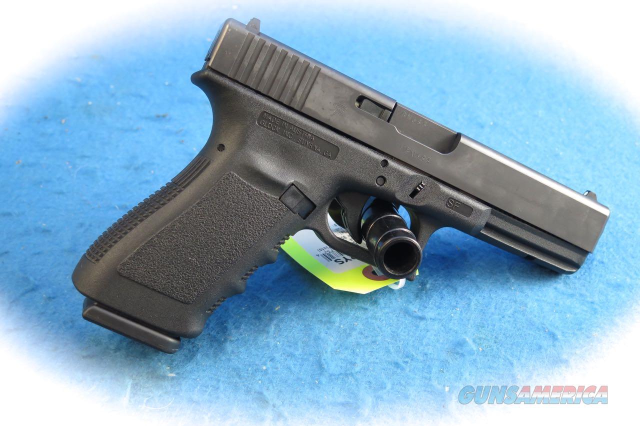 Glock Model 21 Gen 3 .45ACP Pistol **Used**  Guns > Pistols > Glock Pistols > 20/21