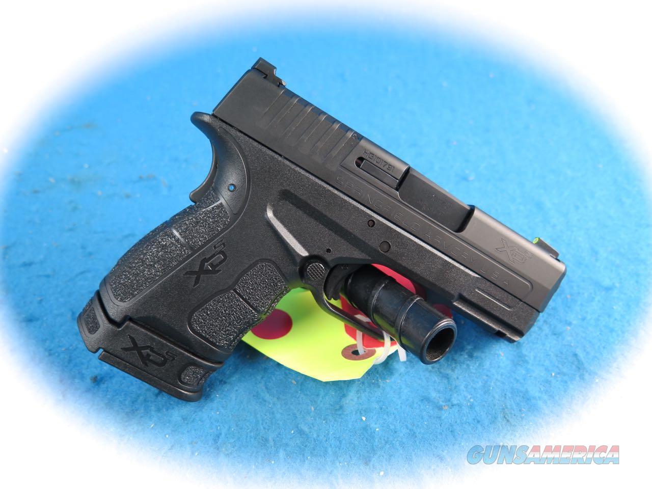 Springfield Armory XD-S Mod.2 .45 ACP Pistol W/Night Sight **New**  Guns > Pistols > Springfield Armory Pistols > XD-S