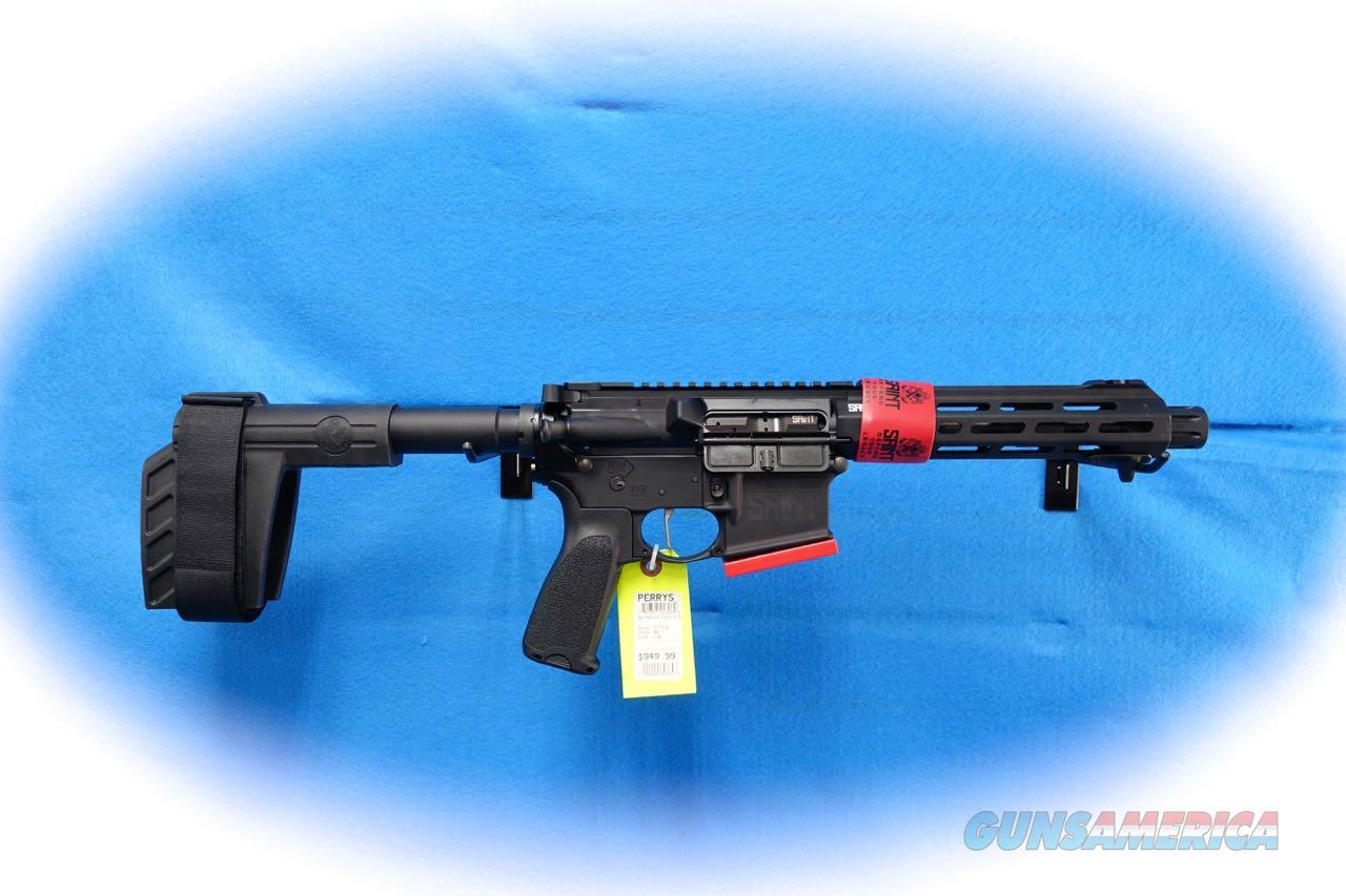 Springfield Armory Saint Victor 5.56mm Pistol W/Brace **New**  Guns > Pistols > Springfield Armory Pistols > SAINT Pistol