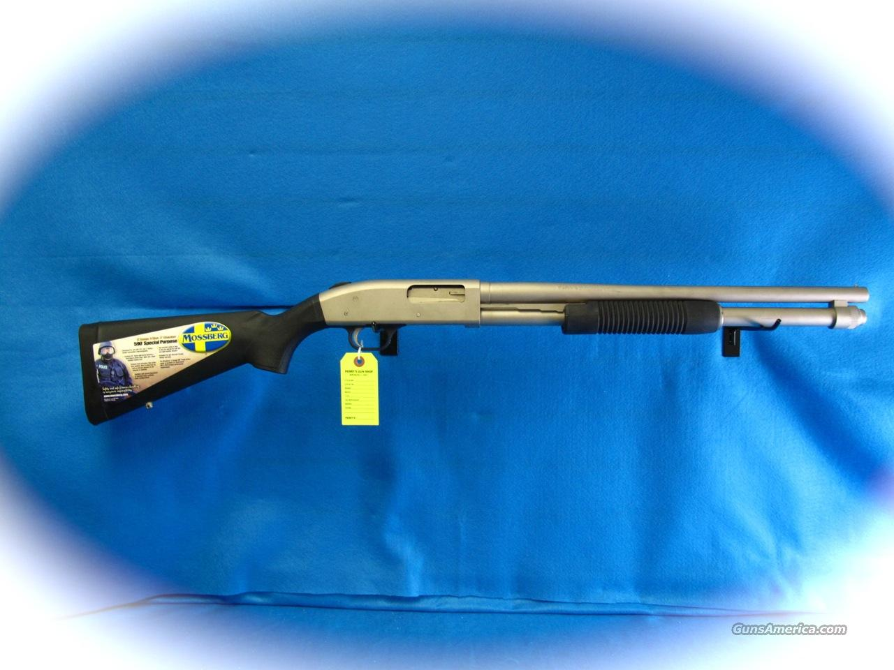 Mossberg 590 Mariner 12 Ga. Tactical Shotgun for sale