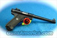 Ruger Mark II Target Pistol .22LR **Used**  Ruger Semi-Auto Pistols > Mark I & II Family