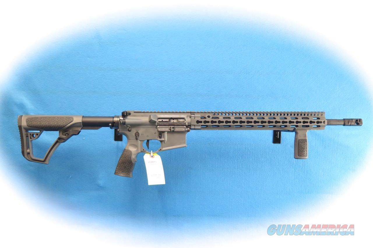 Daniel Defense DDM4 V11 Pro Tornado Grey 5.56mm Semi Auto Rifle **New**  Guns > Rifles > Daniel Defense > Complete Rifles