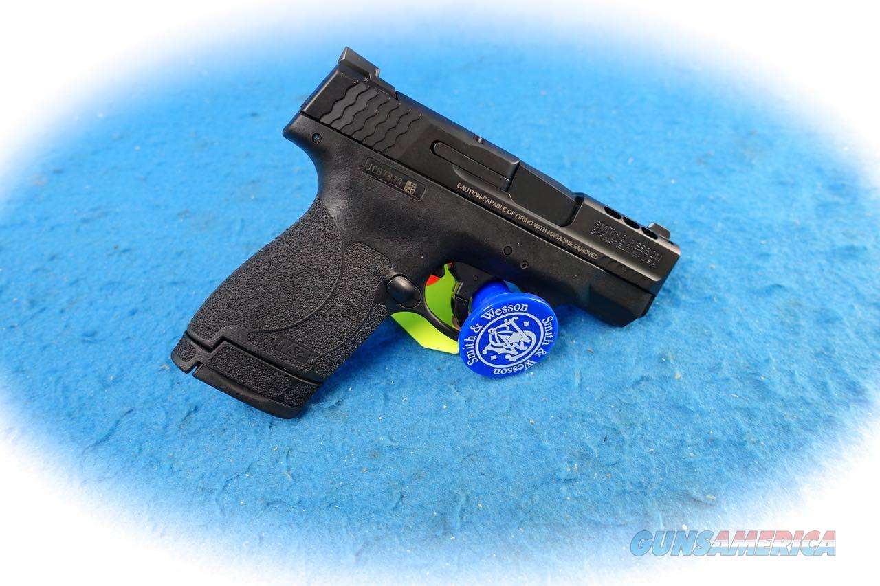 Smith & Wesson Performance Center Ported M&P40 Shield .40 S&W Cal **New**  Guns > Pistols > Smith & Wesson Pistols - Autos > Shield