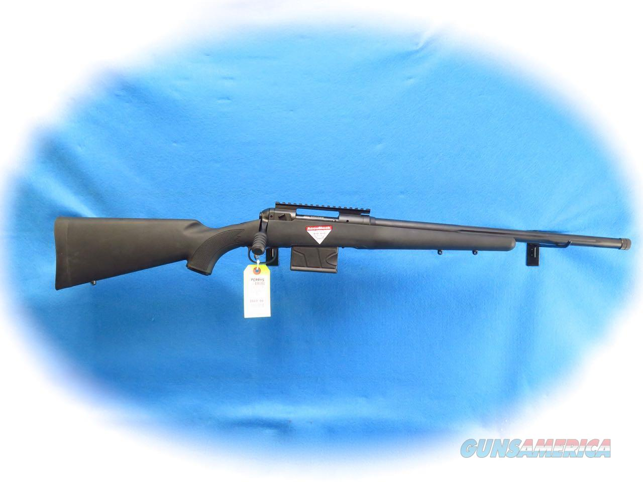Savage Model 10FCP-SR .308 Bolt Action Rifle W/Threaded BBL SKU 22442 **New**  Guns > Rifles > Savage Rifles > 10/110