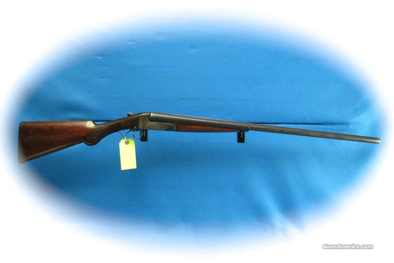 Ithaca 12 Ga. Double Barrel SxS Shotgun **Used**  Guns > Shotguns > Ithaca Shotguns > SxS