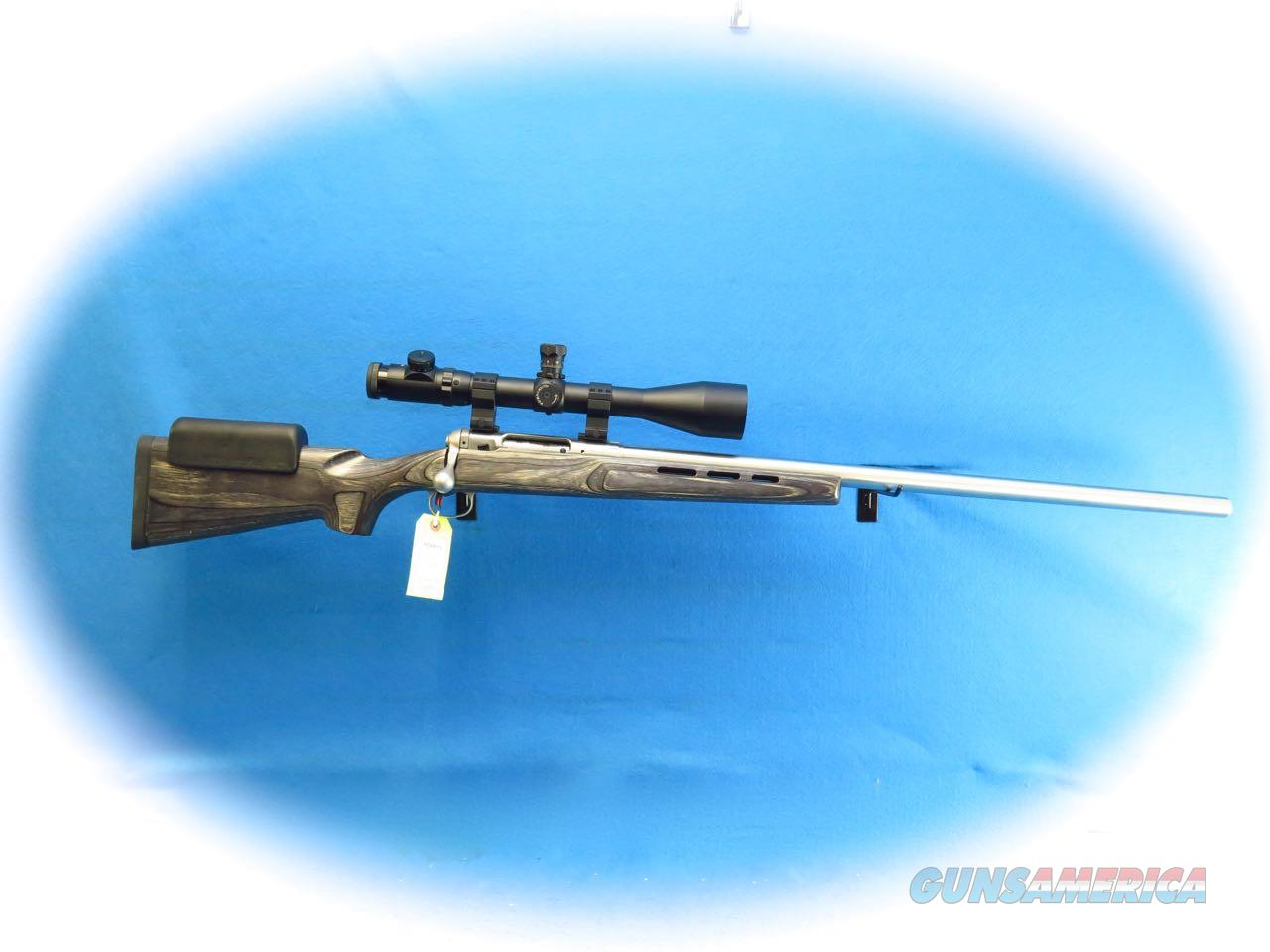 Savage Model 12 .308 Win Bolt Action Rifle SS W/ 6-25x56 Illum Scope **Used**  Guns > Rifles > Savage Rifles > 12/112