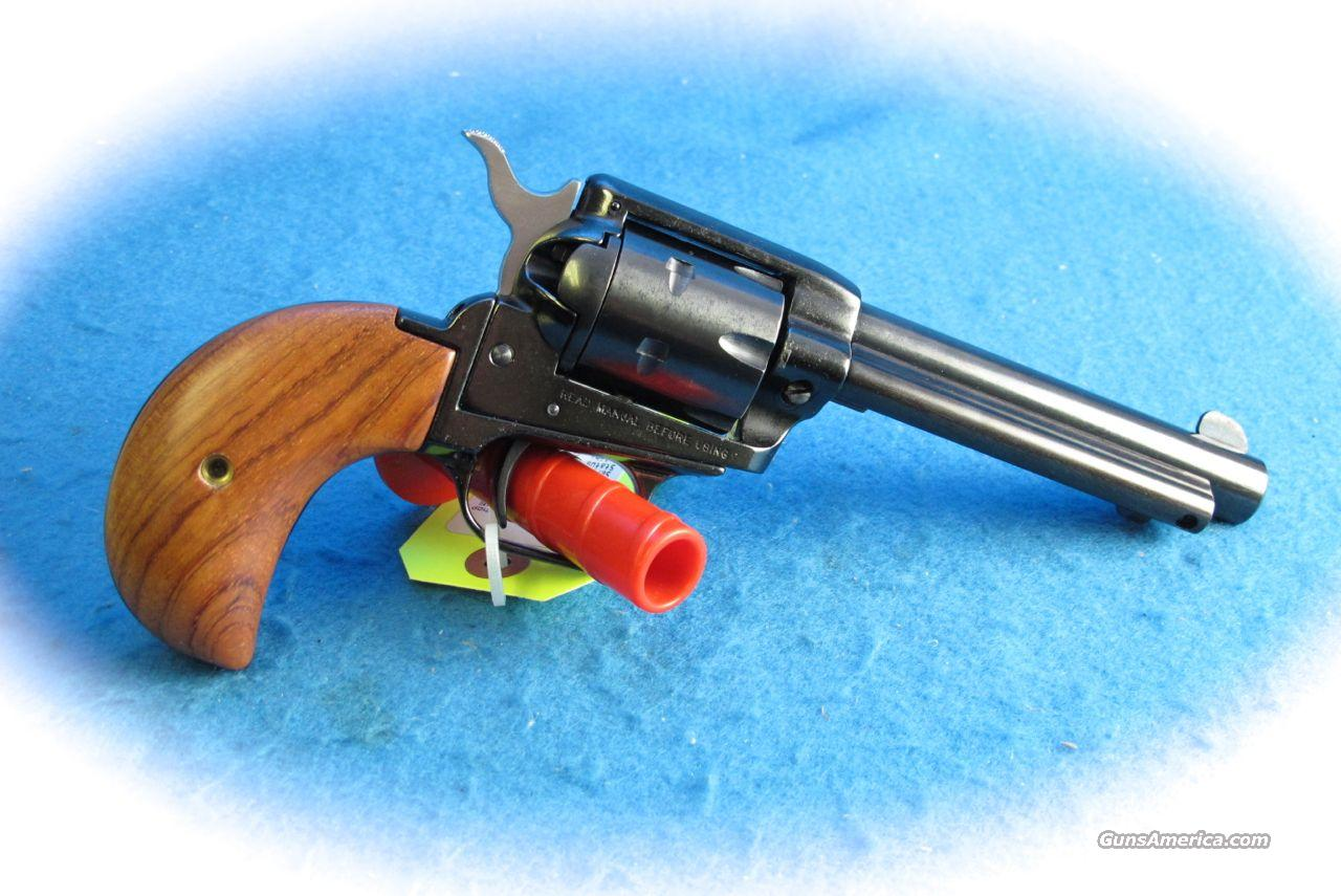 Heritage Rough Rider .22 Convertible Single Action Revolver **Used**  Guns > Pistols > H Misc Pistols