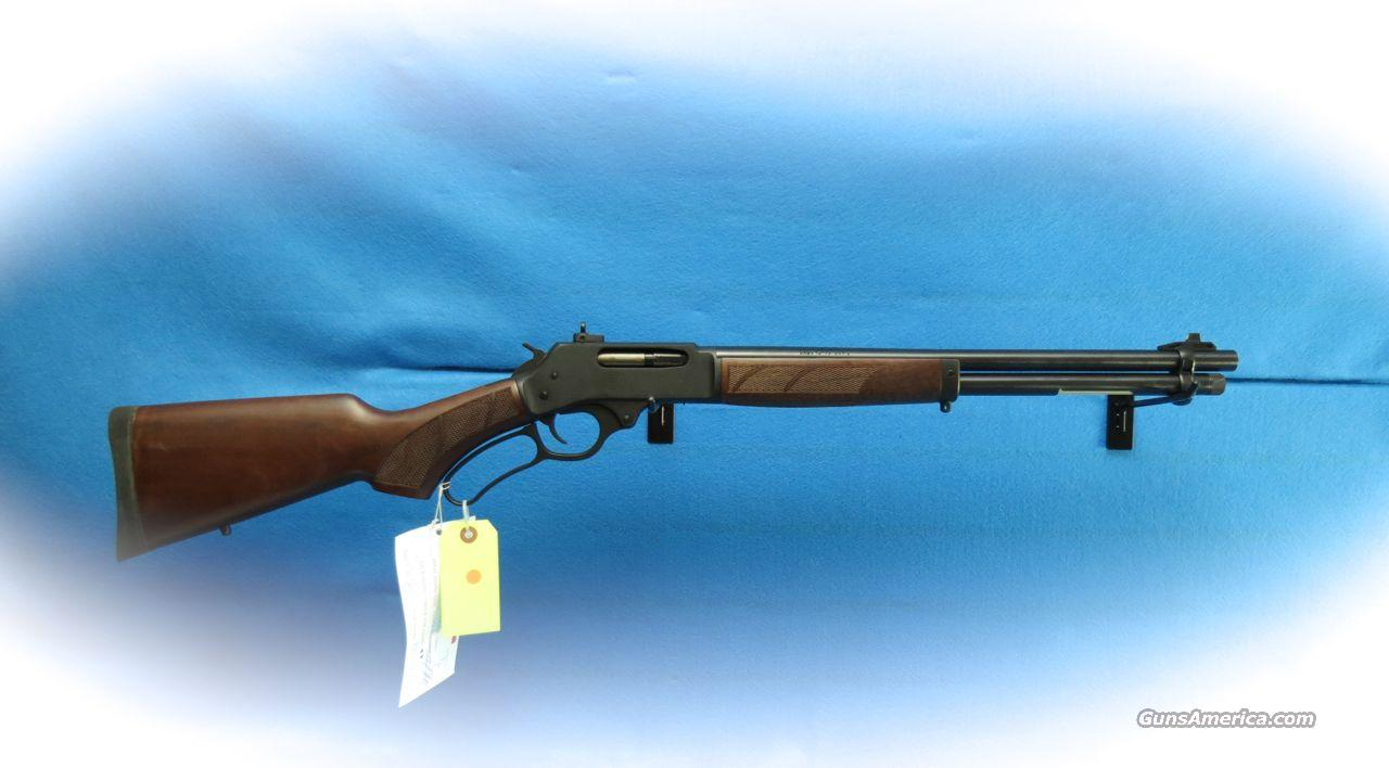 Henry Repeating Arms H010 45-70 Lever Action Rifle **New**  Guns > Rifles > Henry Rifle Company