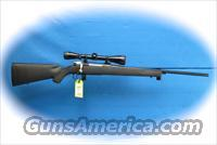 Kimber of America Sporterized Swedish 96 Mauser Rifle 6.5x55 Cal w/ Scope  Guns > Rifles > Kimber of America Rifles