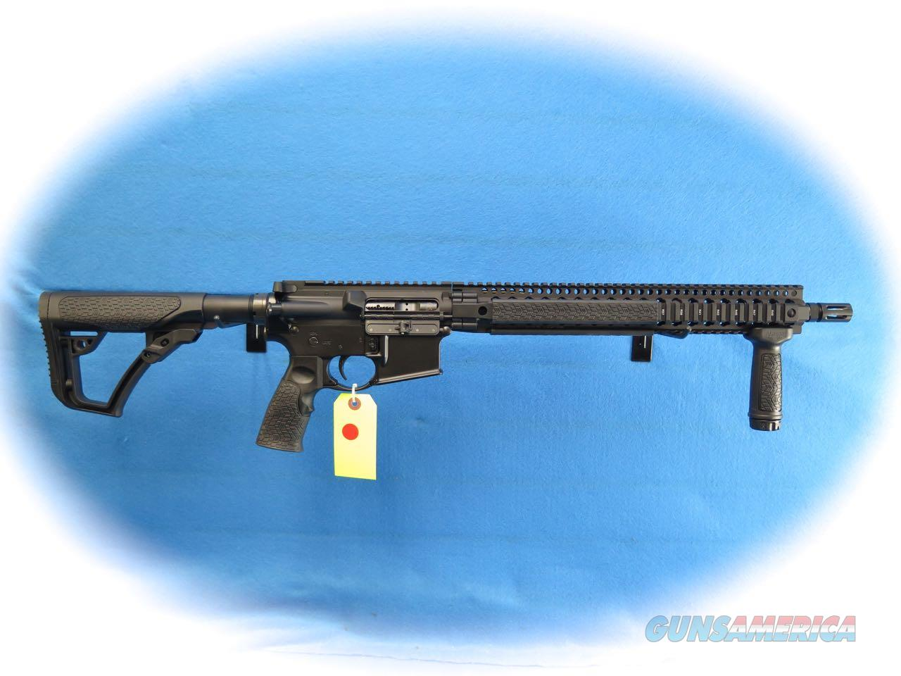 Daniel Defense DDM4 V9 5.56mm Semi Auto Rifle Model 02-145-15175-047 **New**  Guns > Rifles > Daniel Defense > Complete Rifles