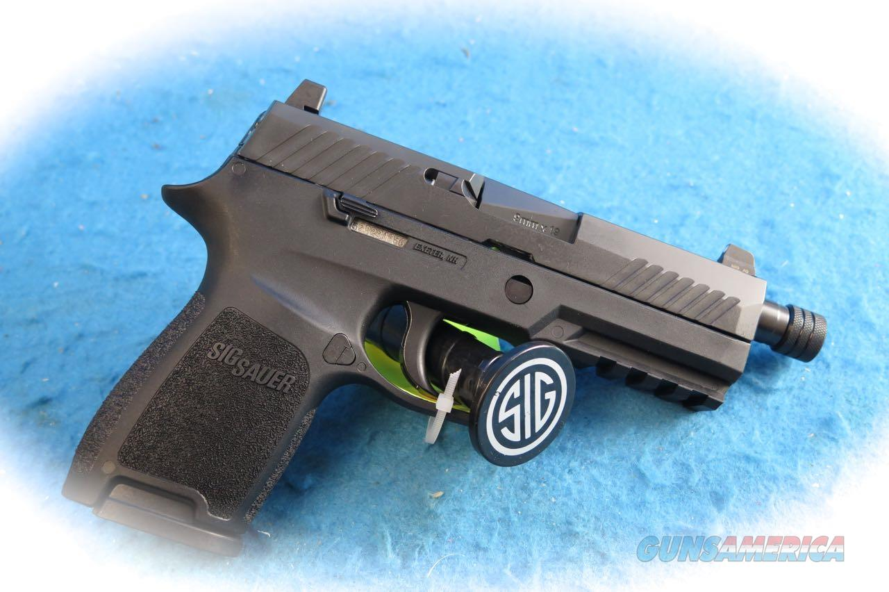 Sig Sauer P320C Nitron Compact 9mm Pistol W/TB Model 320C-9-BSS -TB**New**  Guns > Pistols > Sig - Sauer/Sigarms Pistols > P320