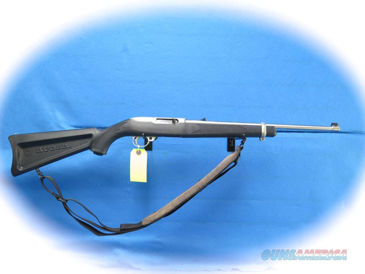 Ruger 10/22 .22LR Semi Auto Rifle **Used**  Guns > Rifles > Ruger Rifles > 10-22