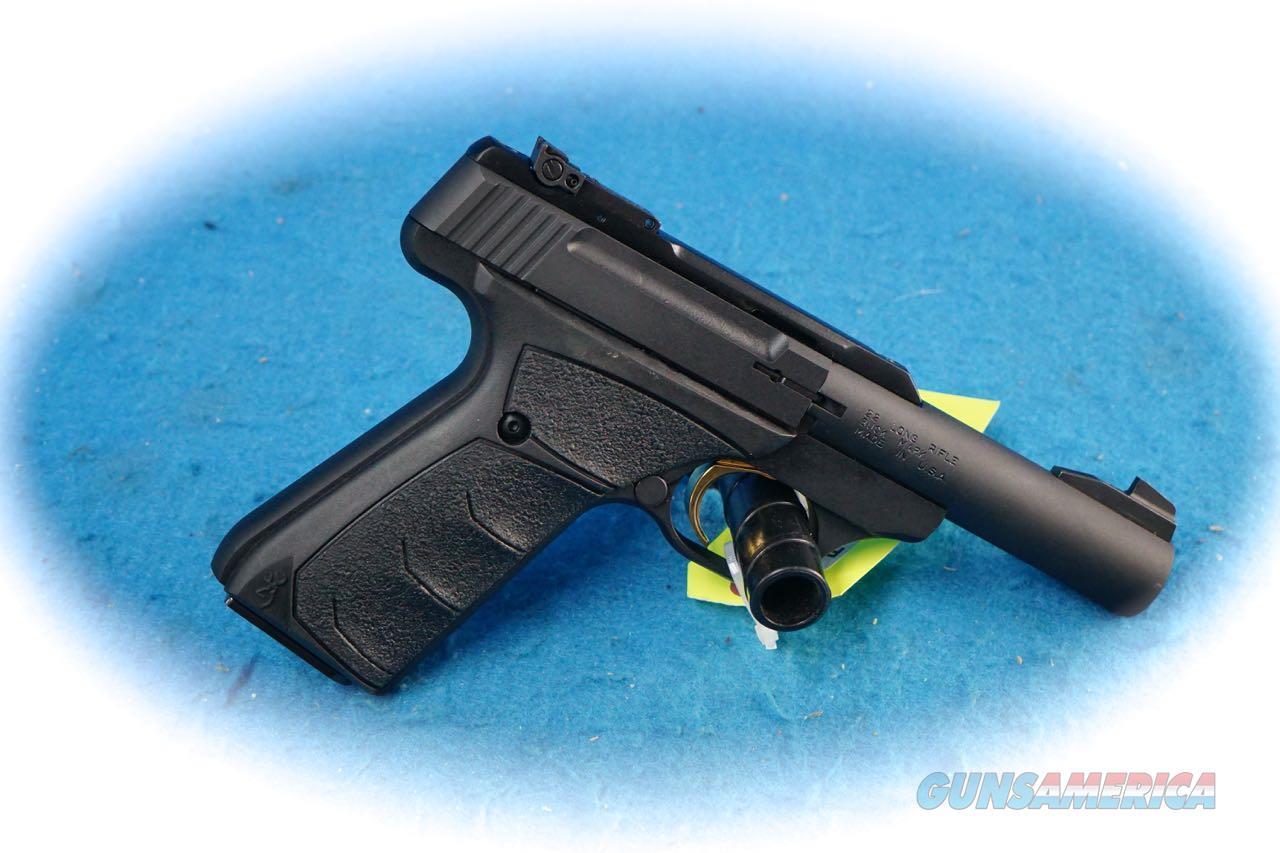 Browning Buck Mark Micro Bull UFX .22 LR Pistol **New**  Guns > Pistols > Browning Pistols > Buckmark