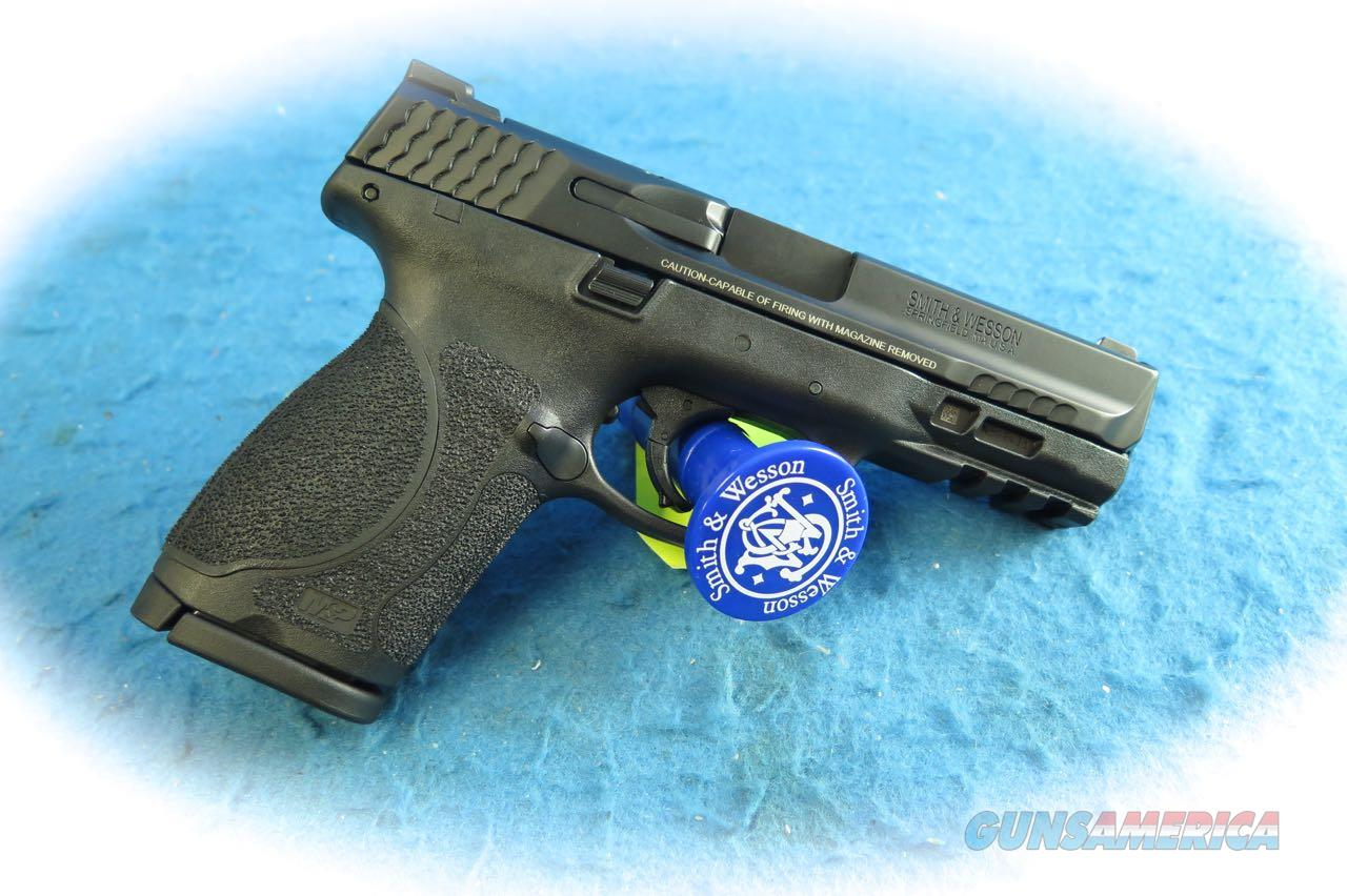 Smith & Wesson M&P2.0 9mm Compact Pistol SKU 11683 **New**  Guns > Pistols > Smith & Wesson Pistols - Autos > Polymer Frame