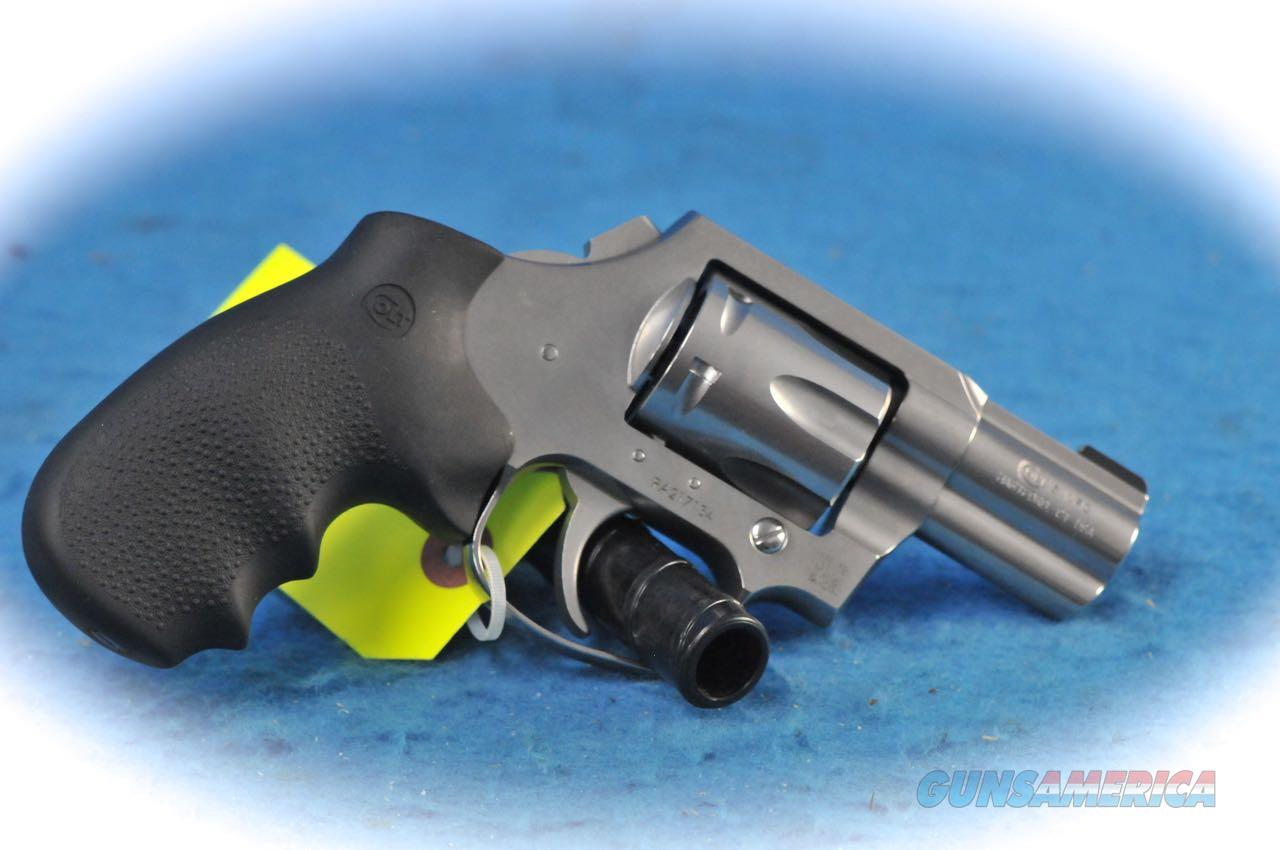 Colt King Cobra Carry .357 Mag SS Revolver Model KCOBRA-SB2BB **New**  Guns > Pistols > Colt Double Action Revolvers- Modern
