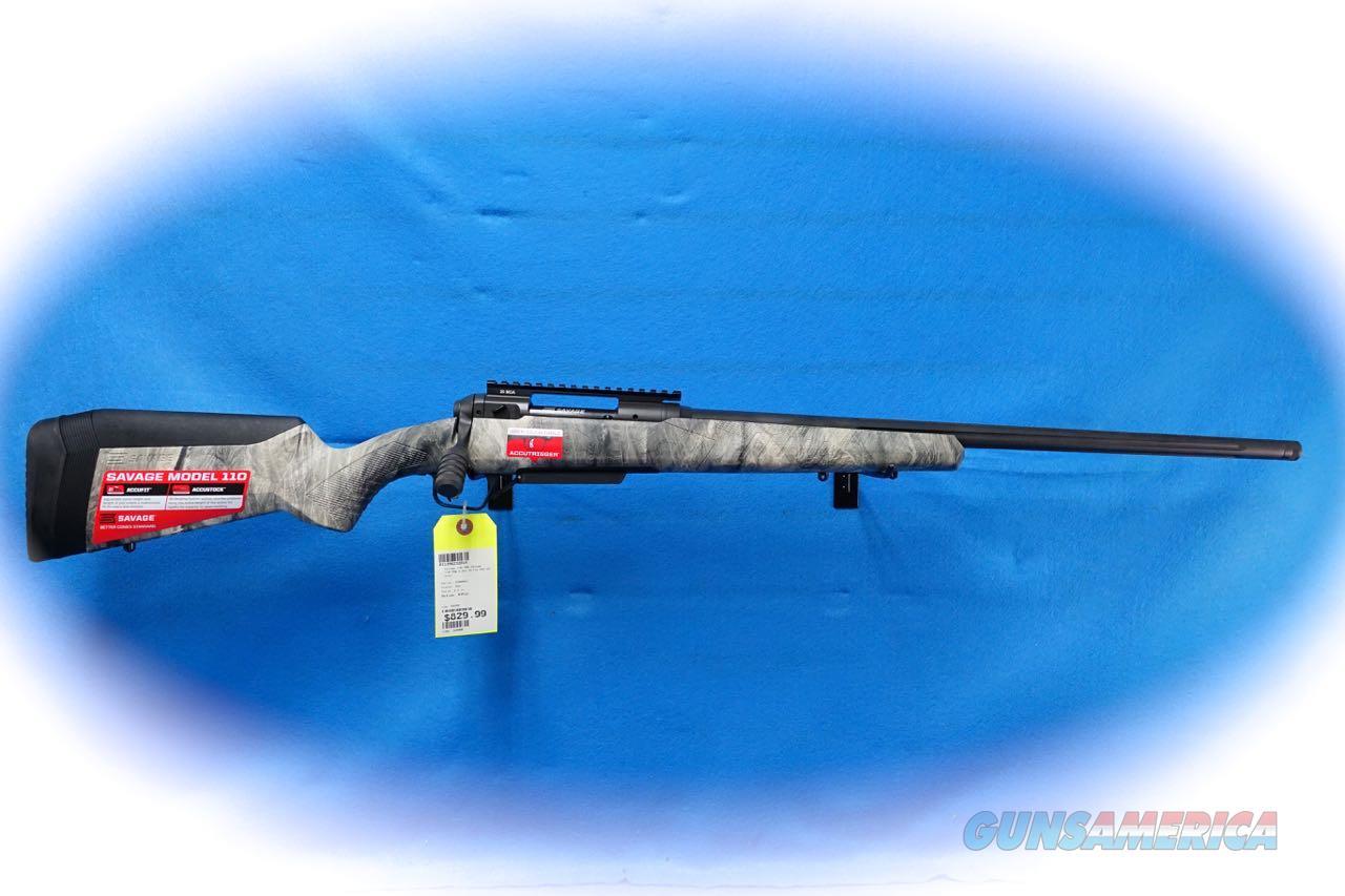 Savage Model 110 Ridge Warrior Bolt Action Rifle 6.5 Creedmoor **New**  Guns > Rifles > Savage Rifles > 10/110