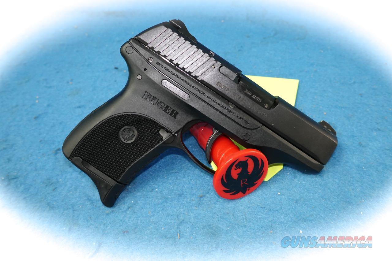 Ruger LC380 Semi Auto .380 ACP Pistol **Used**  Guns > Pistols > Ruger Semi-Auto Pistols > LC380