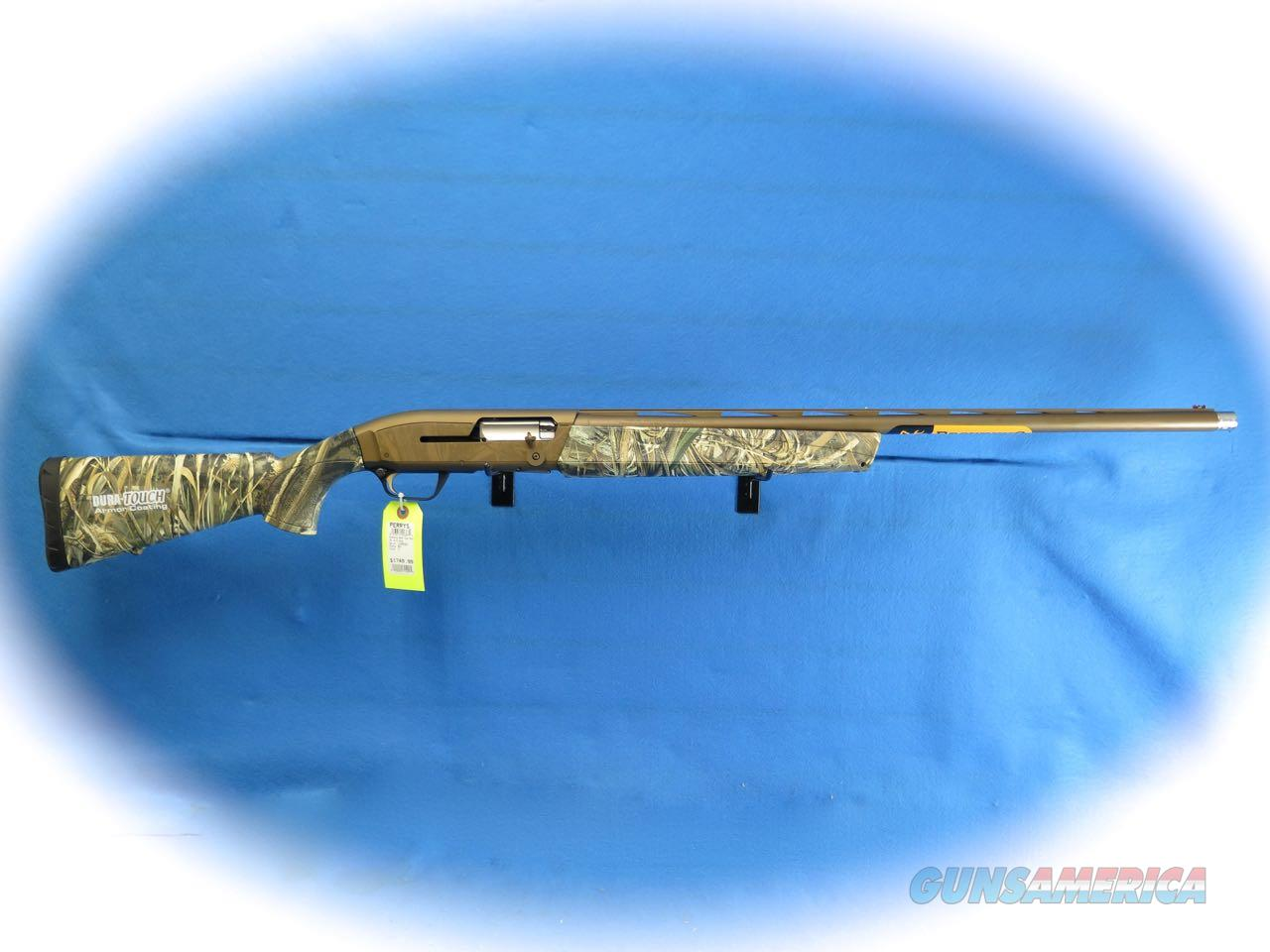 Browning Maxus Wicked Wing 12 Ga. Semi Auto Shotgun Max-5 Camo **New**  Guns > Shotguns > Browning Shotguns > Autoloaders > Hunting