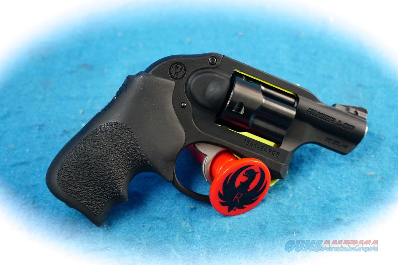 Ruger LCR .38 Special Revolver Model 5401 **New**  Guns > Pistols > Ruger Double Action Revolver > LCR