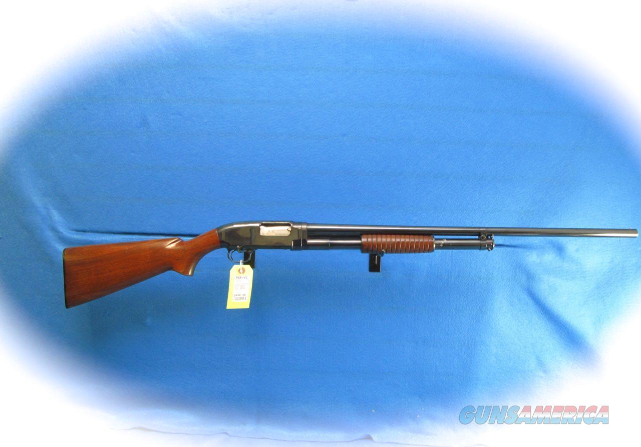 """Winchester Model 12 Pump Shotgun 16 Gauge """"Re-Blued"""" **Used**  Guns > Shotguns > Winchester Shotguns - Modern > Pump Action > Hunting"""