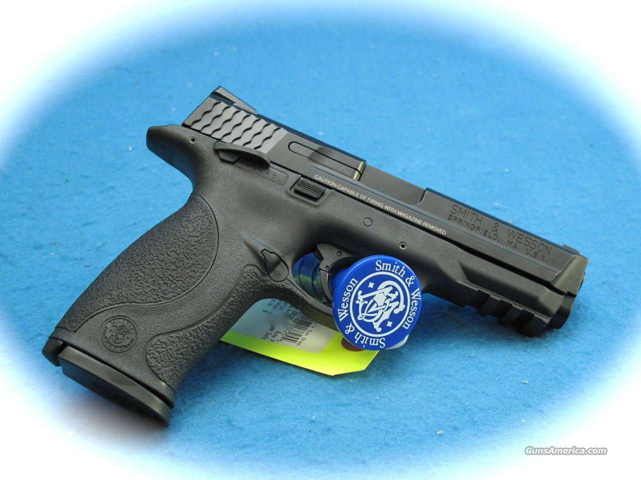 Smith & Wesson M&P 9mm Full Size Thumb Safety **NEW**  Guns > Pistols > Smith & Wesson Pistols - Autos > Polymer Frame
