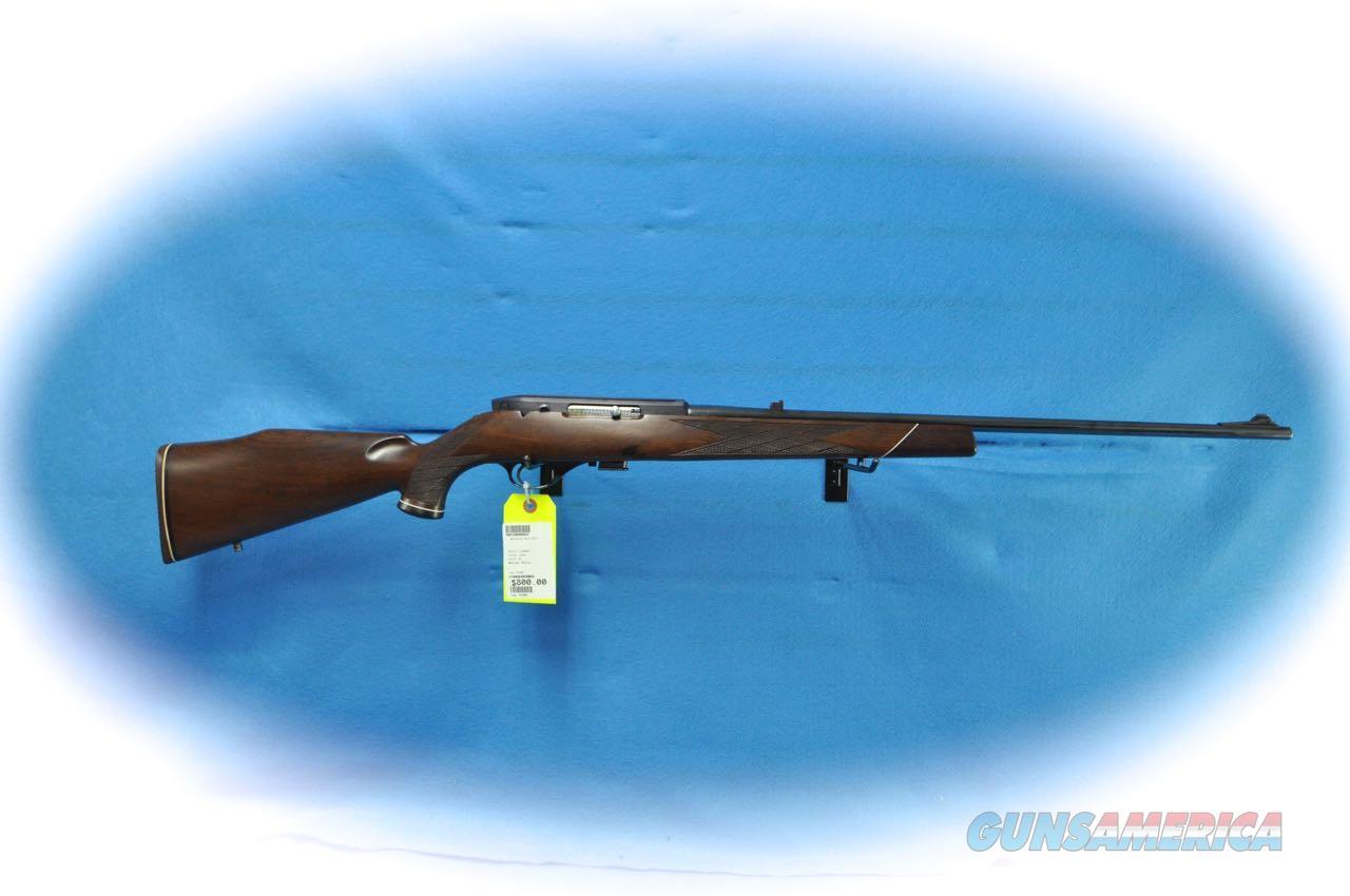 **PRICE REDUCED** Weatherby Mark XXII .22 LR Semi Auto Rifle **Used**  Guns > Rifles > Weatherby Rifles > Sporting