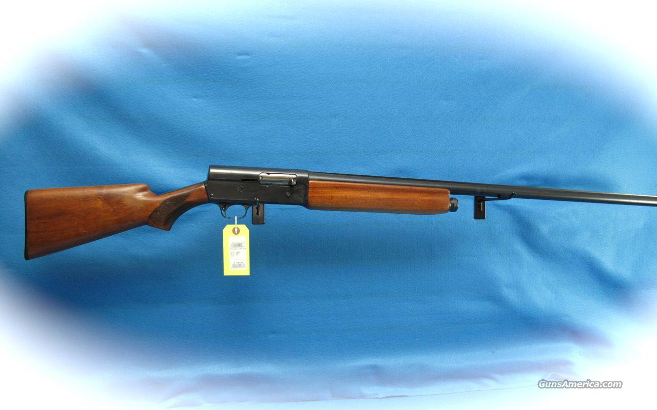 Remington Model 11 Semi Auto 12 Ga Shotgun **Used** for ...
