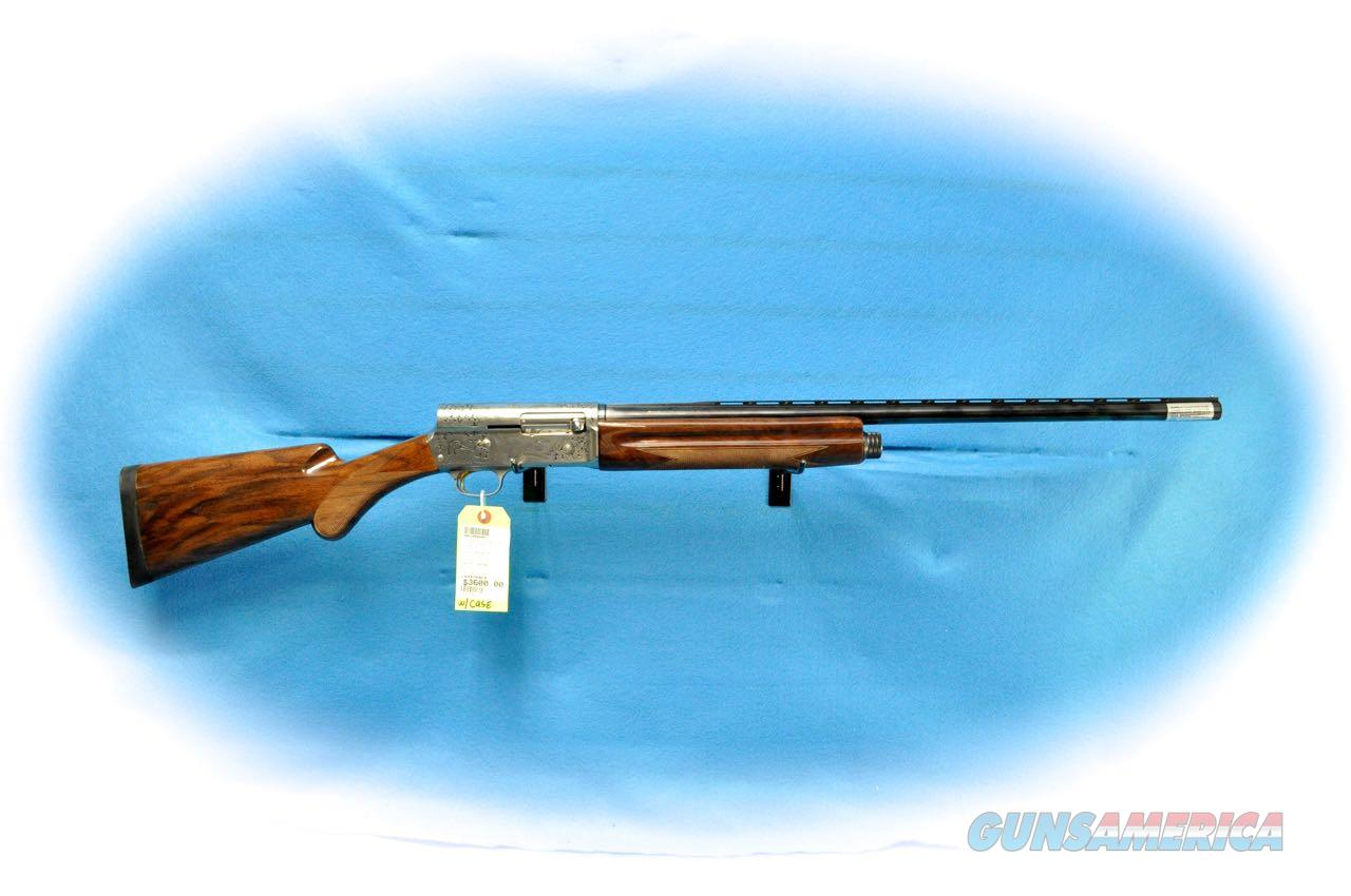 **PRICE REDUCED** Browning Auto-5 DU Sweet Sixteen Shotgun 16 Ga. **Used**  Guns > Shotguns > Browning Shotguns > Autoloaders > Hunting
