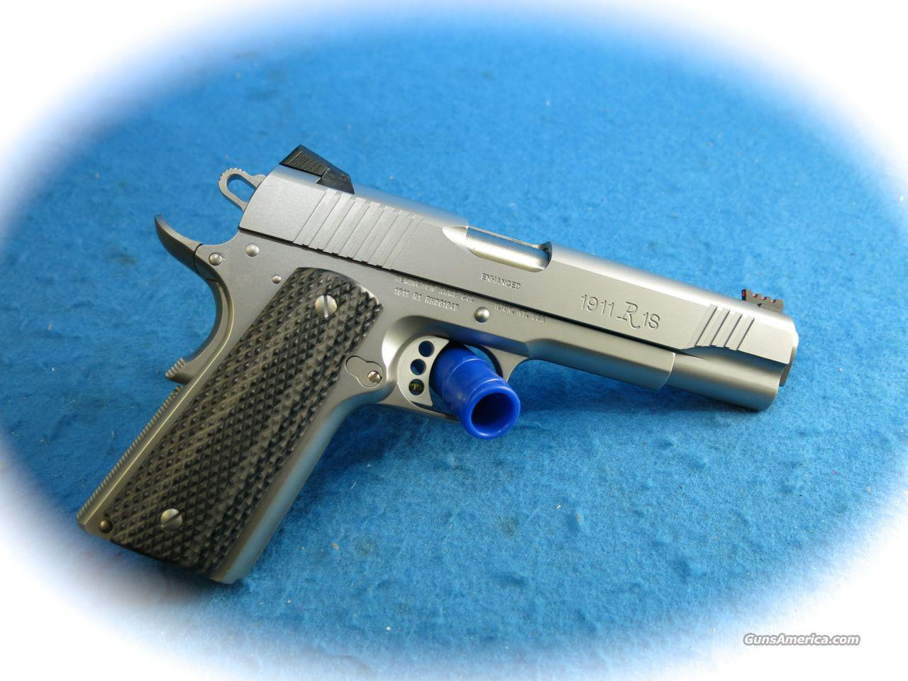Remington 1911 R1 1S Enhanced SS .45 ACP PIstol **New**  Guns > Pistols > Remington Pistols - Modern