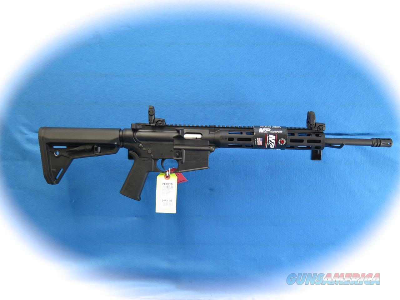 Smith & Wesson M&P 15-22 Sport MOE SL .22 LR Rifle Model 10213 **New** On Sale  Guns > Rifles > Smith & Wesson Rifles > M&P