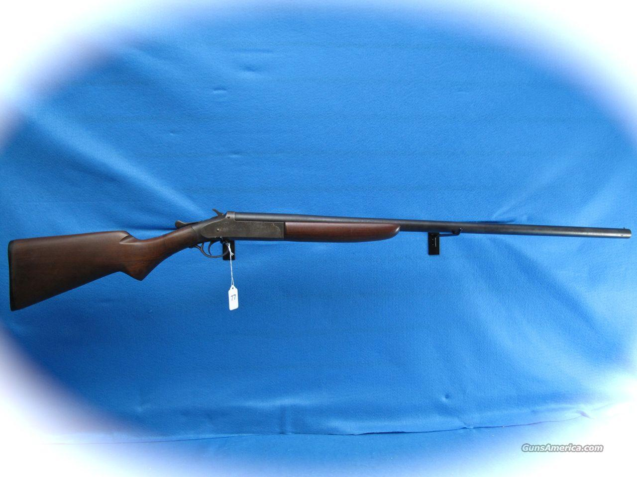 Iver Johnson Champion 12 Ga. Single Barrel Shotgun **USED**  Guns > Shotguns > Iver Johnson Shotguns