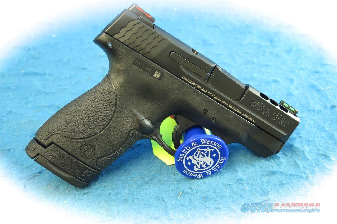 Smith & Wesson M&P Shield 9mm Performance Center Model **Used**  Guns > Pistols > Smith & Wesson Pistols - Autos > Shield