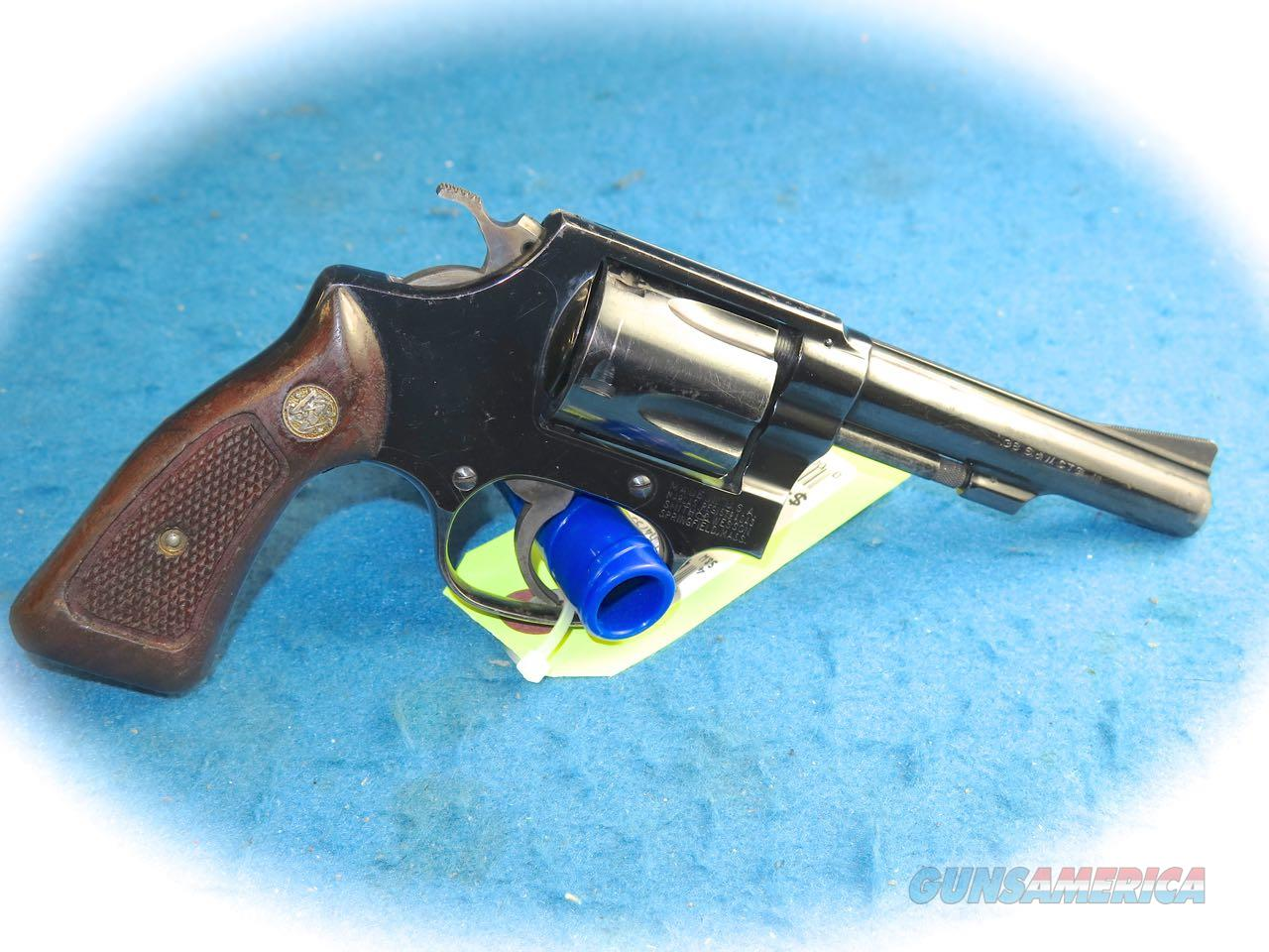 Smith & Wesson Model 33-1 (.38 Regulation Police) .38 S&W Caliber **Used**  Guns > Pistols > Smith & Wesson Revolvers > Small Frame ( J )