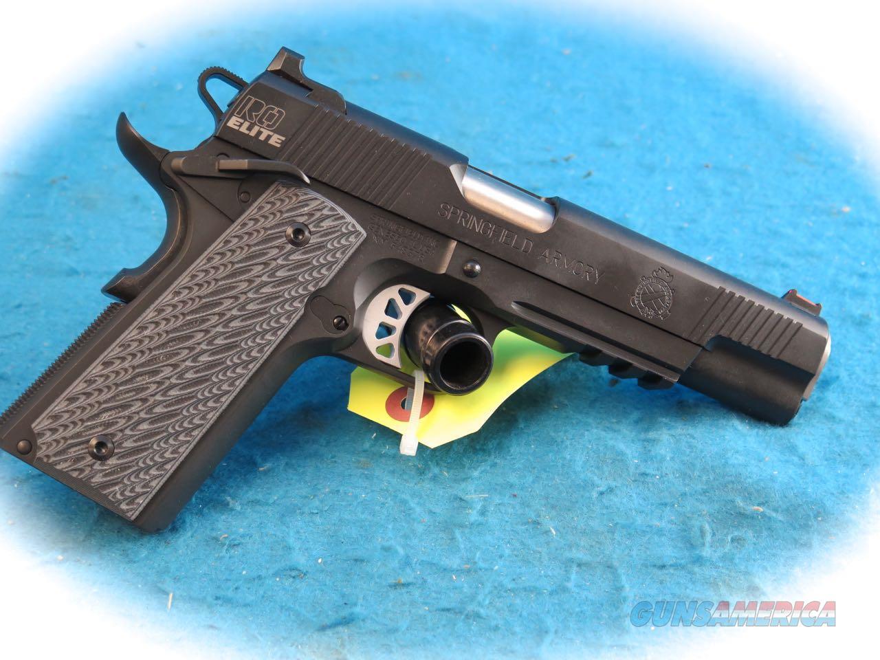 Springfield Armory 1911 Range Officer Elite Pistol Model PI9130E **New**  Guns > Pistols > Springfield Armory Pistols > 1911 Type