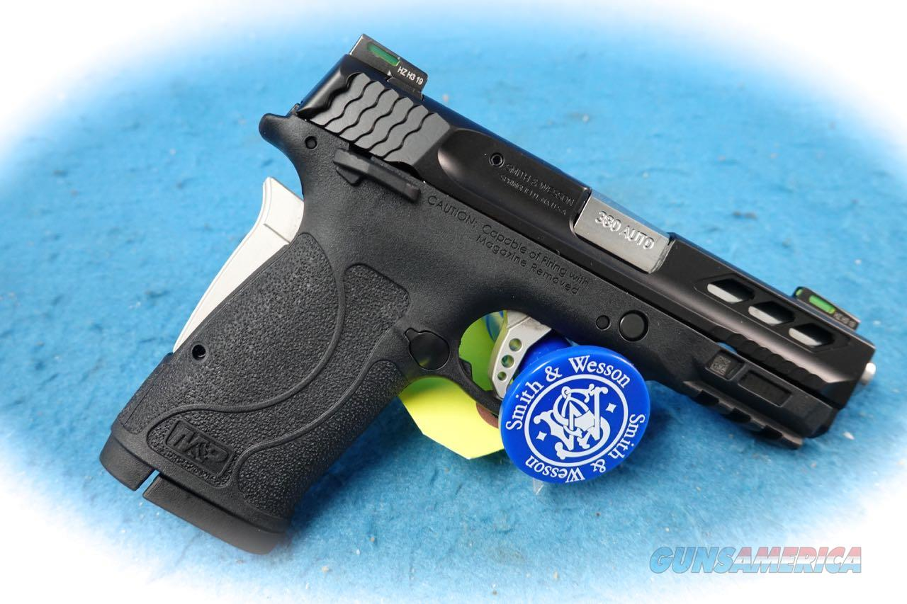 Smith & Wesson M&P 380 Shield EZ Performance Center **New**  Guns > Pistols > Smith & Wesson Pistols - Autos > Shield