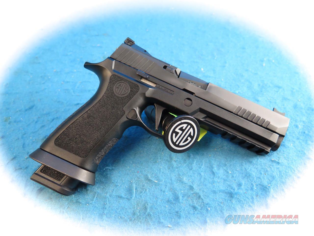 Sig Sauer P320 X-Five Full Size 9mm Pistol Model 320X5-9-BAS **New**  Guns > Pistols > Sig - Sauer/Sigarms Pistols > P320
