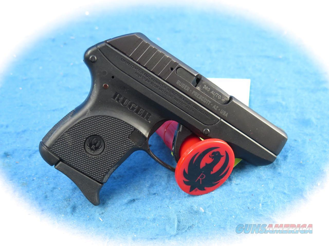 Ruger LCP .380 ACP Semi Auto Pistol **Used**  Guns > Pistols > Ruger Semi-Auto Pistols > LCP