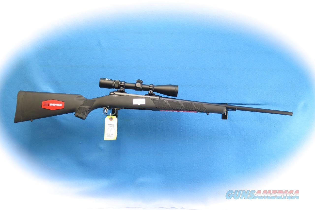 Savage Model 11 Trophy Hunter XP LH Bolt Action Rifle/Scope Pkg. 308 Win Cal 19700 **New**  Guns > Rifles > Savage Rifles > 11/111
