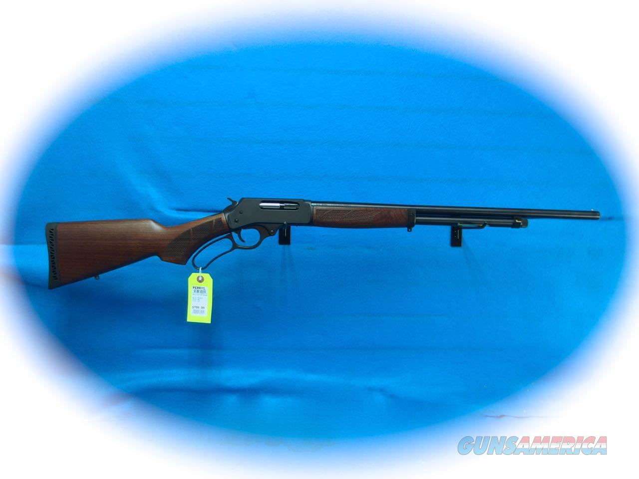 "Henry Repeating Arms Lever Action .410 Ga Shotgun 24 "" BBL **New**  Guns > Shotguns > Henry Shotguns"