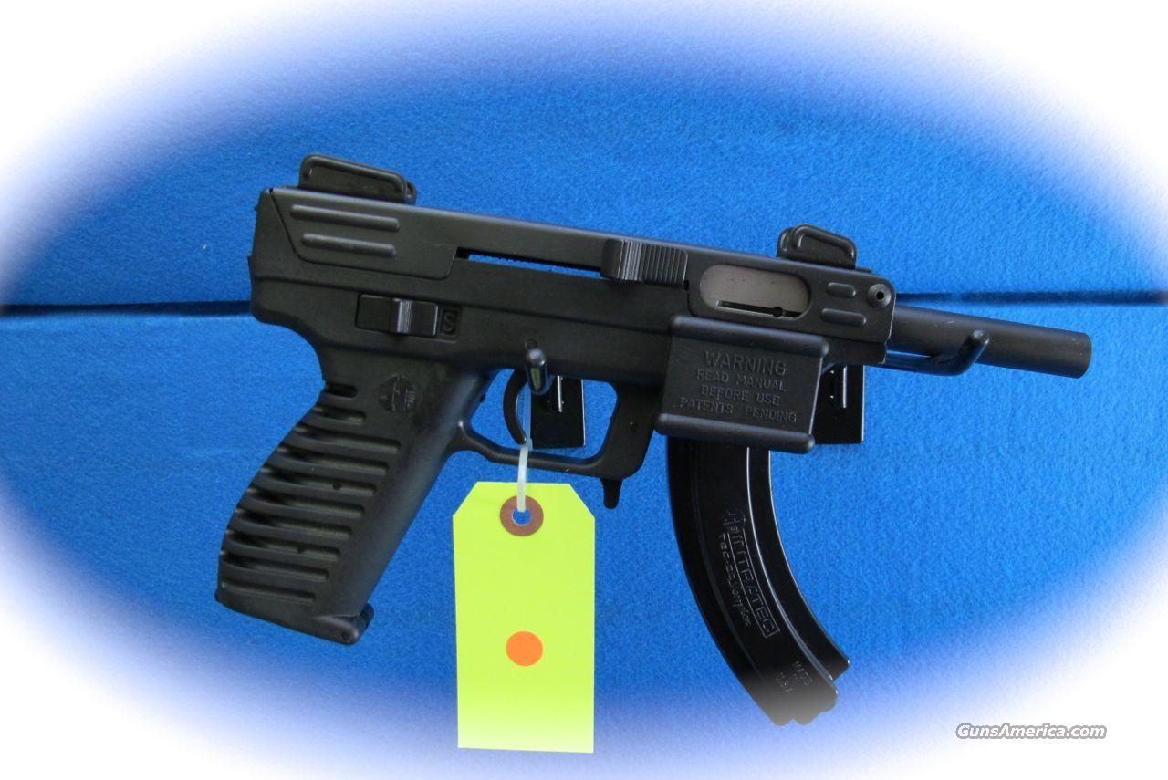 Intratec Tec-22 Scorpion .22LR Semi Auto Pistol **Used**  Guns > Pistols > Intratec Pistols