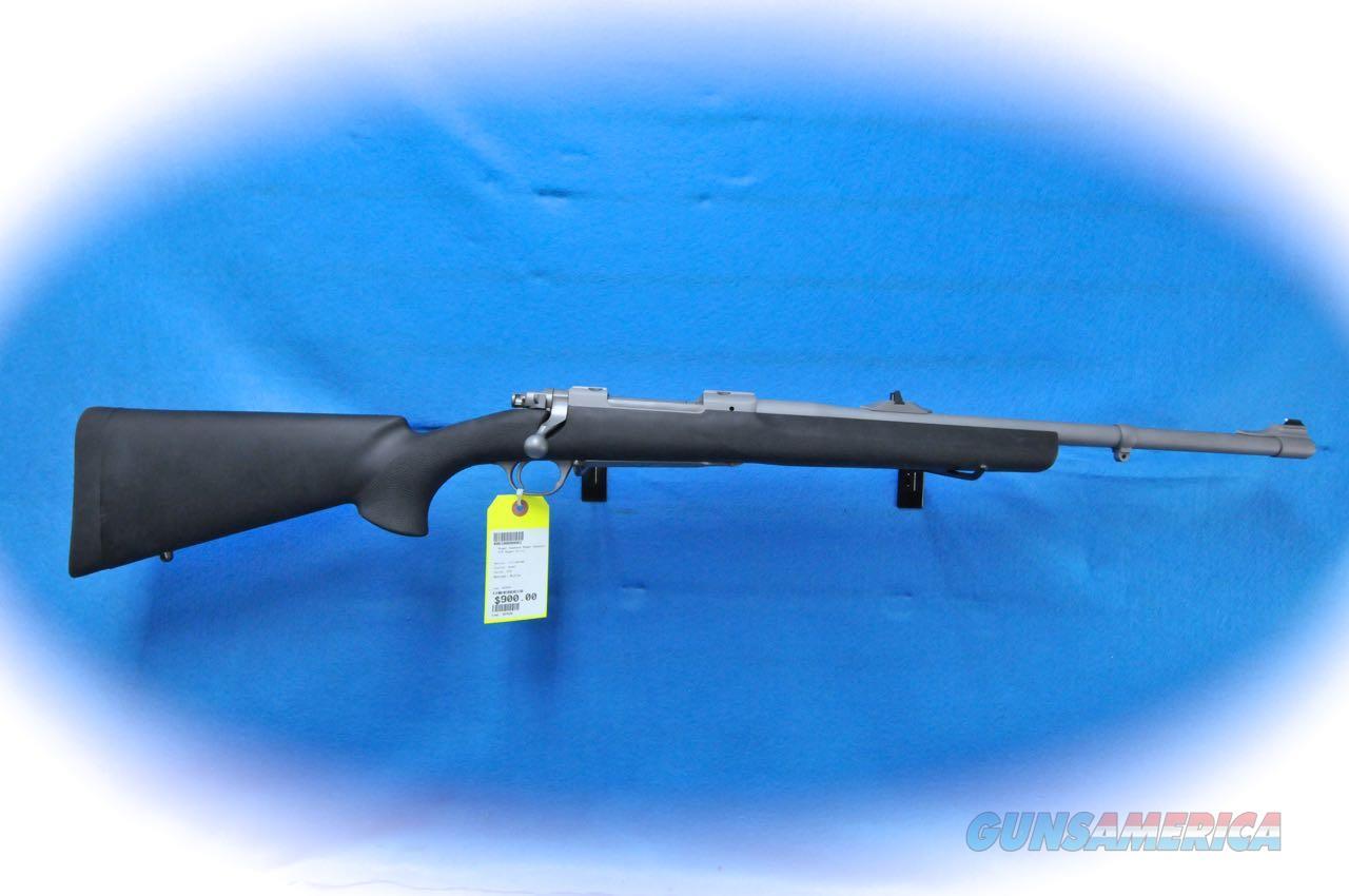 Ruger Model 77 Hawkeye SS .375 Ruger Bolt Action Rifle **Used**  Guns > Rifles > Ruger Rifles > Model 77