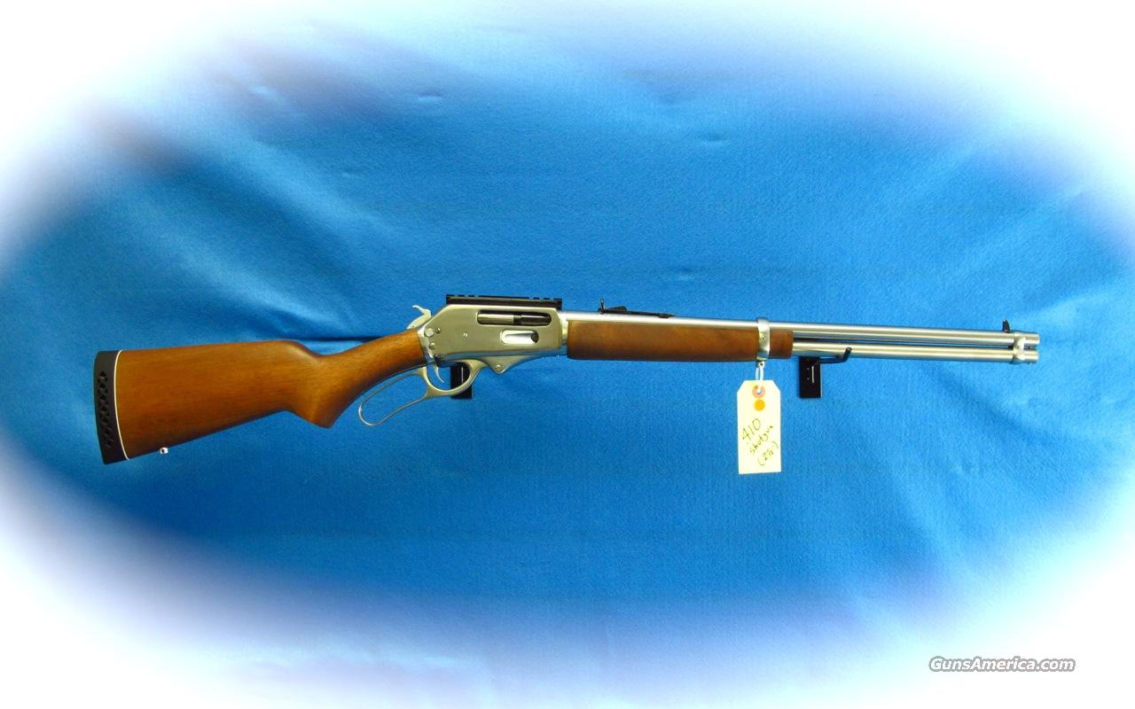 Rossi Rio Grande .410 Lever Action Shotgun SS **New**  Guns > Shotguns > Rossi Shotguns
