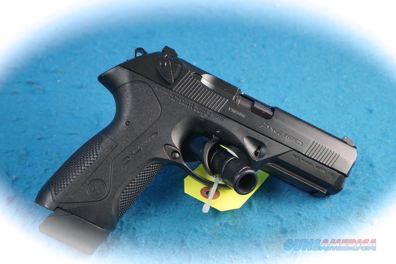 **SALE!!** Beretta PX4 Storm Full Size 9mm DA/SA Pistol **Used**  Guns > Pistols > Beretta Pistols > Polymer Frame