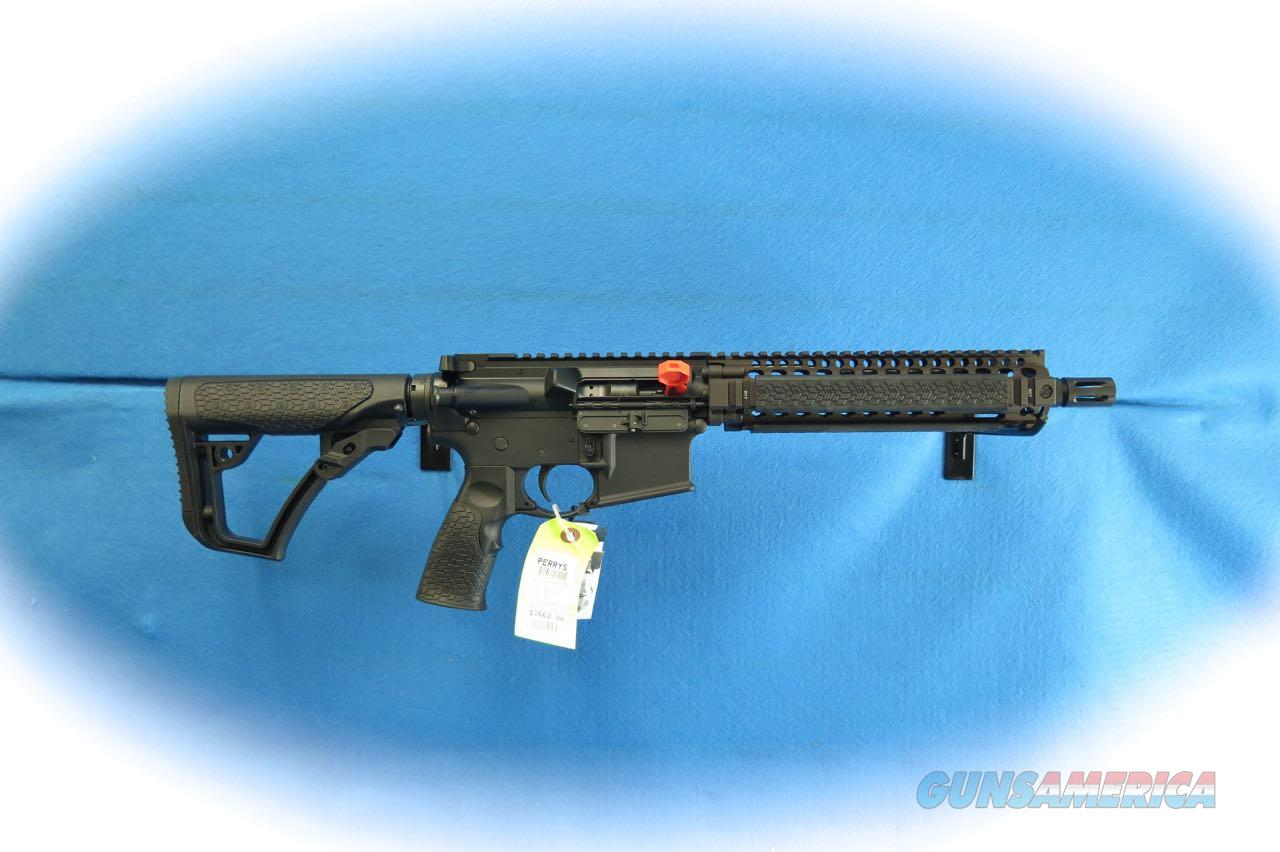 "Daniel Defense DDM4 Carbine MK18 SBR 5.56mm Semi Auto Rifle ""NFA"" **New**  Guns > Rifles > Daniel Defense > Complete Rifles"